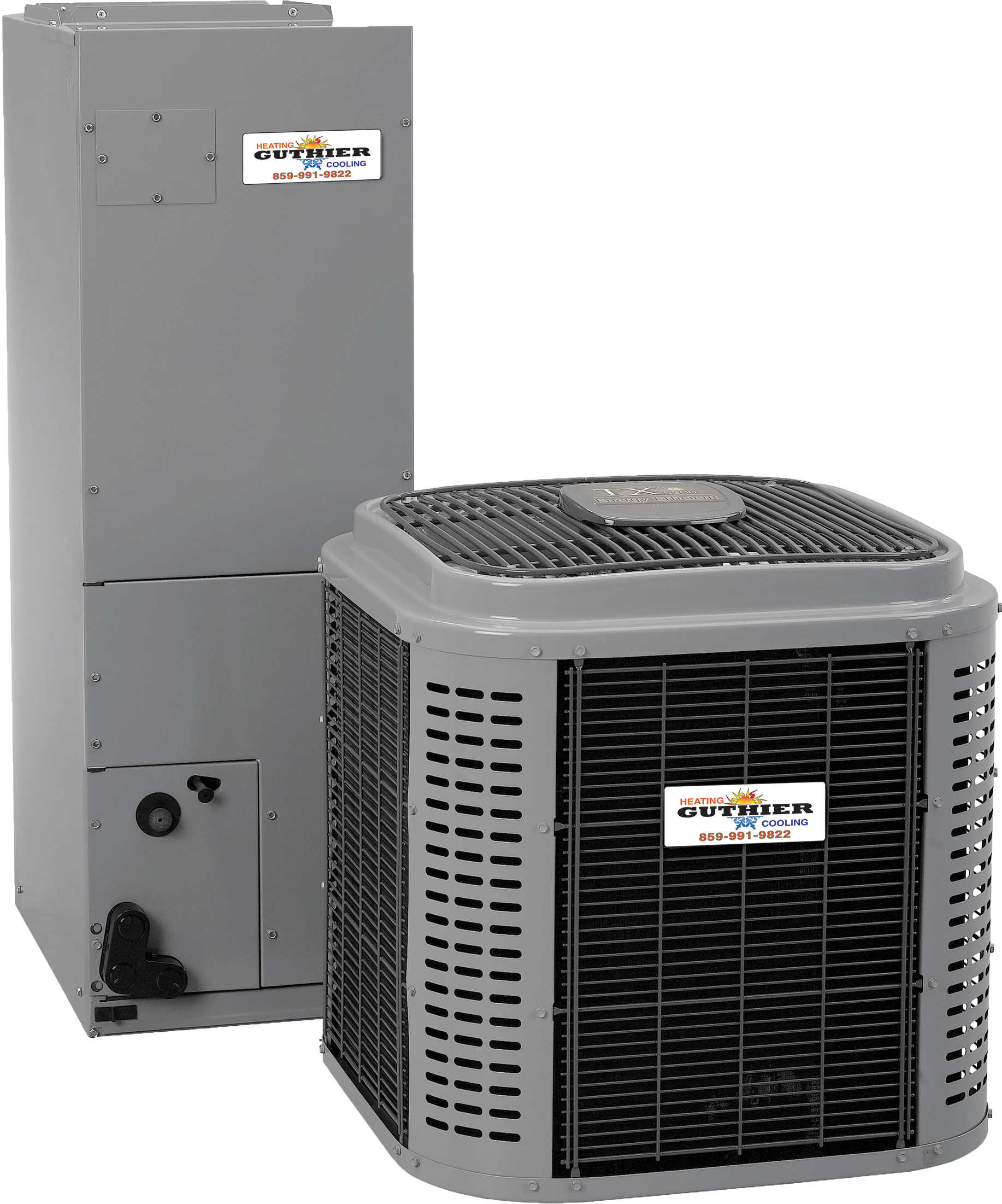Heating & Air Conditioning Installation